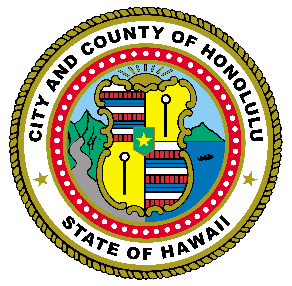 city and county of honolulu seal