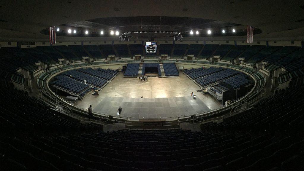 Arena Blaisdell Center