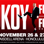 Jo Koy funny is funny tour nov 26 and 27