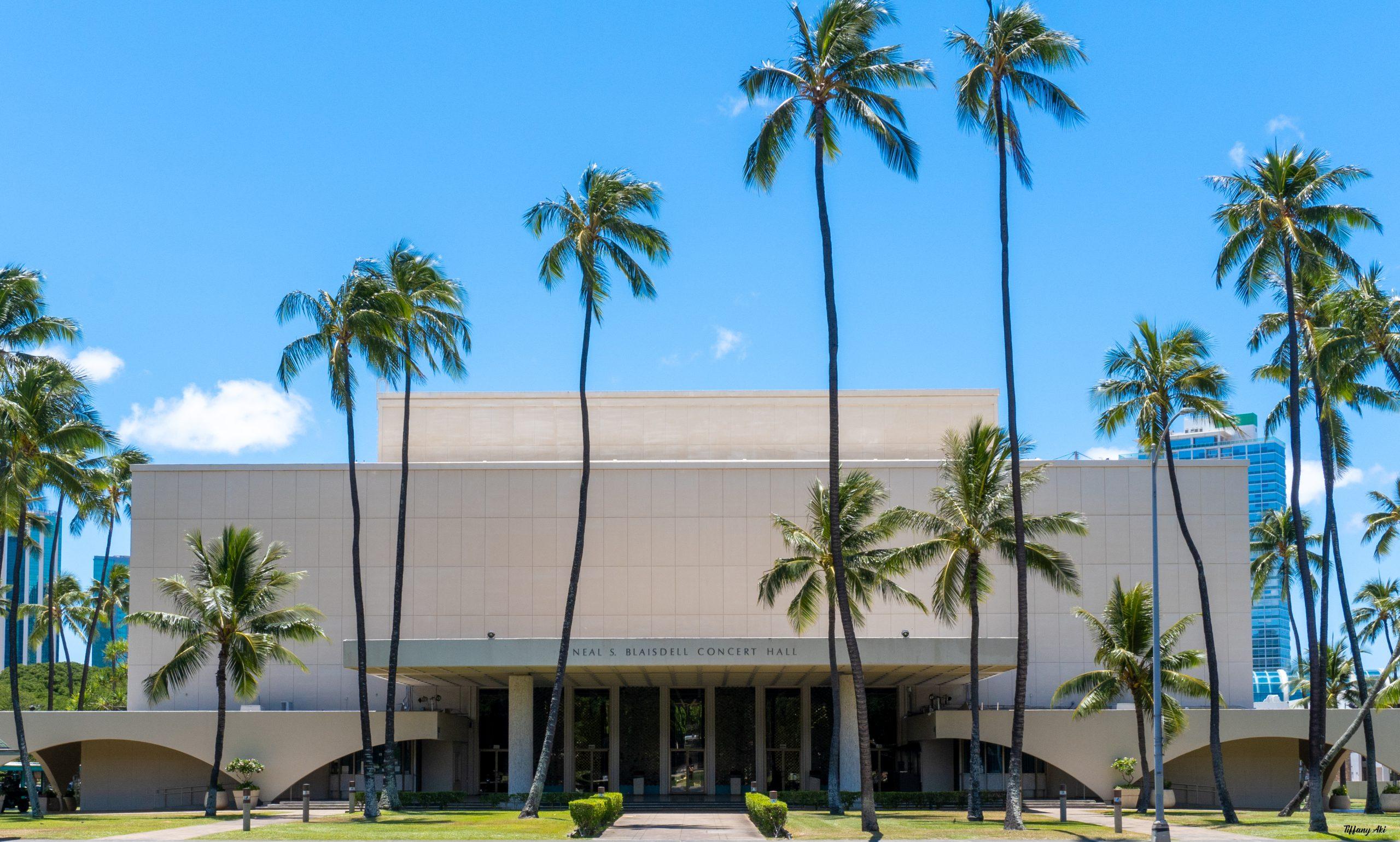 blaisdell concert hall