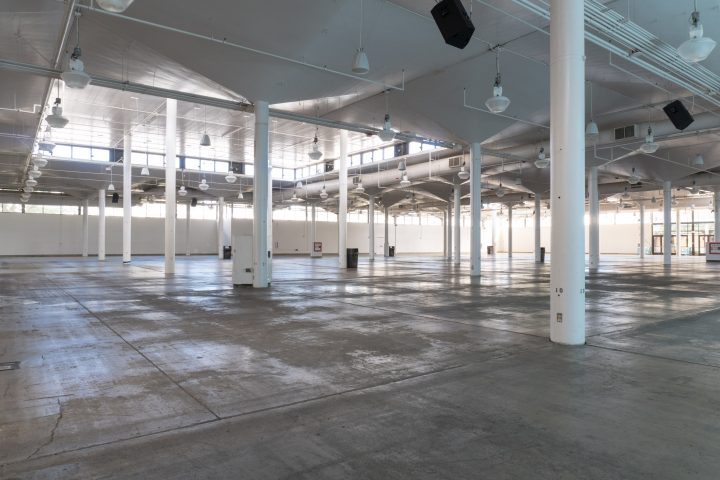 Inside Exhibition Hall